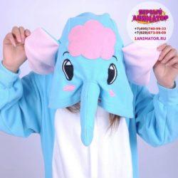 аниматор - слон на праздник
