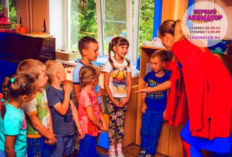 аниматоры для детей Ухтомская улица