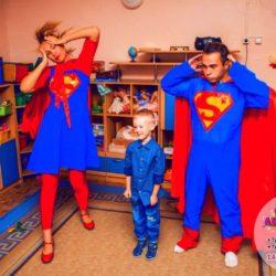 аниматор Супермен для детей