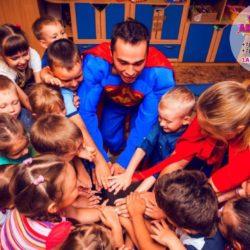 аниматор Супермен Московская область