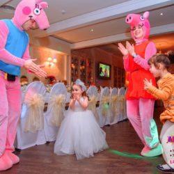 аниматор - свинка Пеппа на детский праздник