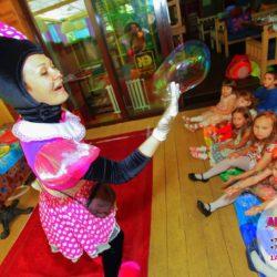 анимтаор в детский сад