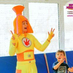 аниматоры в детский сад