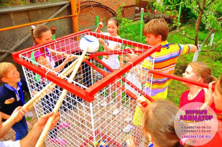 Детские конкурсы с рогаткой