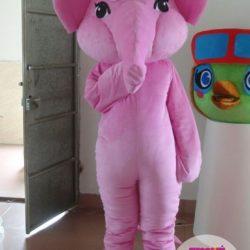 детский аниматор слон