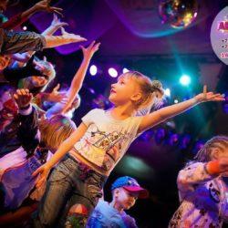 детский танцевальная вечеринка
