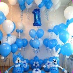 фигуры из воздушных шаров на детский праздник, арки, цветы, фонтаны, букеты