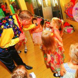 фокусник на день рождения ребёнка