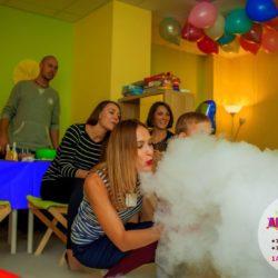 химическое шоу для детей в Москве