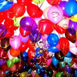 картинки с воздушными шарами на праздник