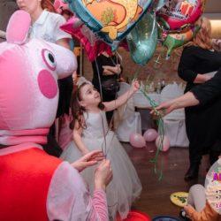 оформление и украшение праздника воздушными шарами