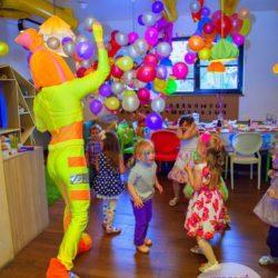 шар - сюрприз для детей в Московской области