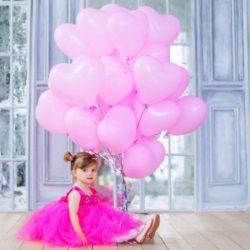 шары воздушные на день рождения ребёнка фигуры