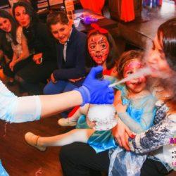 шоу - химические опыты для детей