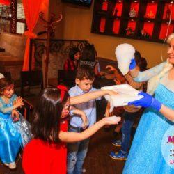 шоу - химические опыты для детей в Москве