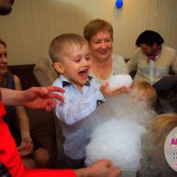 шоу - химические опыты  в Москве