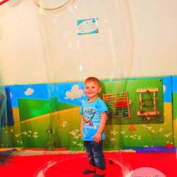 шоу мыльных пузырей детские праздники