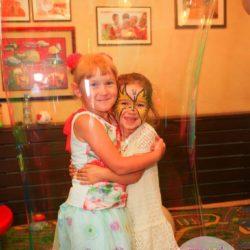шоу мыльных пузырей на день рождения в Москве