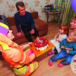 торты для детей на день рождения