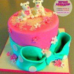 торты на детский день рождения