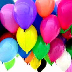 цвета воздушных шаров