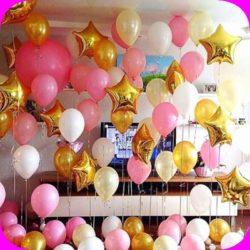 воздушные шары на день рождения ребёнка