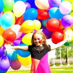 воздушные шары на праздник для детей
