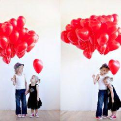 воздушные шары подарок ребёнку