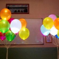 воздушные шары с доставкой Москва