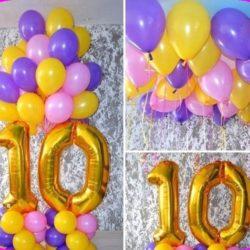 воздушные шары с доставкой недорого