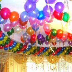 заказать воздушные шары