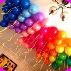 заказать воздушные шары с доставкой