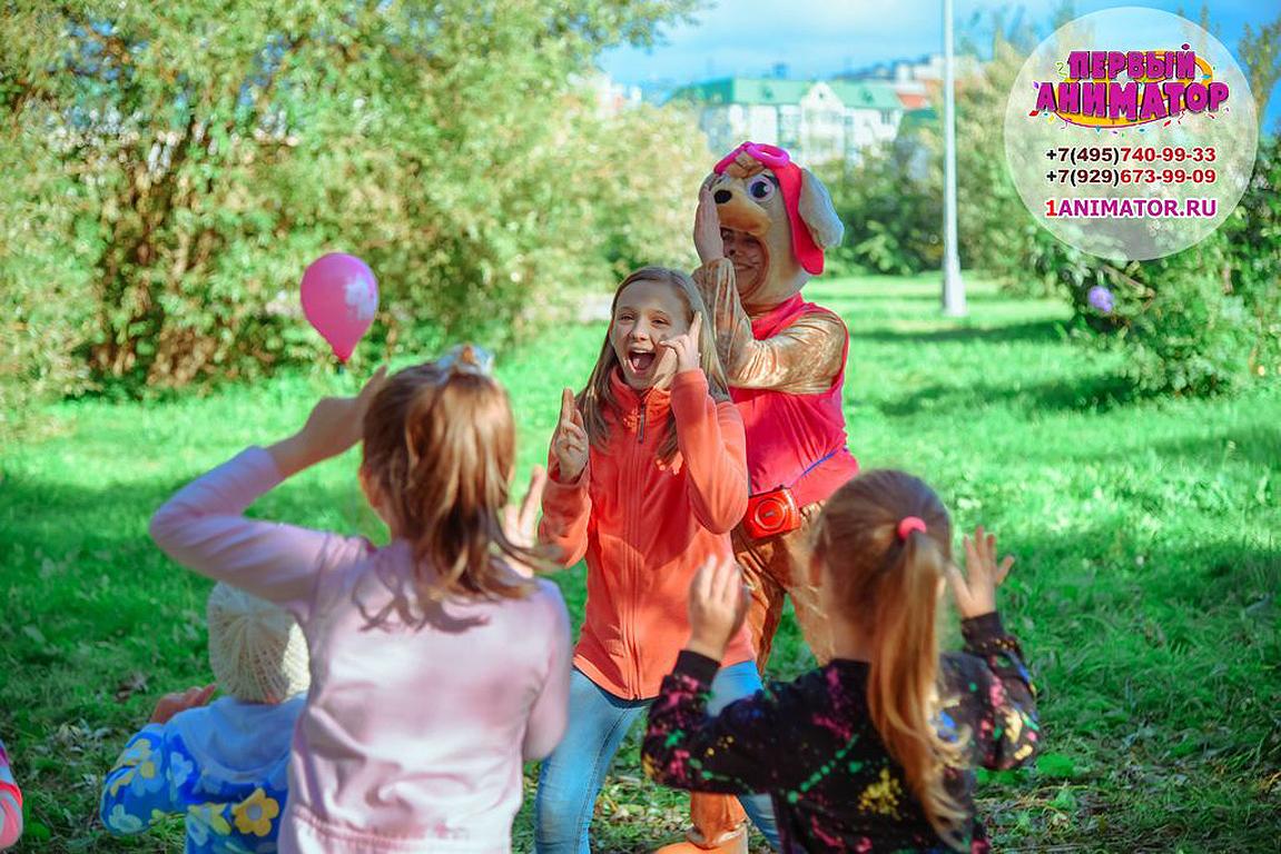 Детский аниматор дмитров детский праздник хотьково клоун