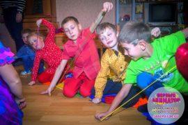 аниматор на детский праздник Электрогорск