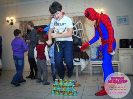 аниматор на детский праздник Куровское