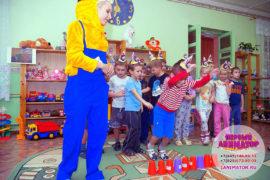 аниматор на детский праздник Ликино-Дулево