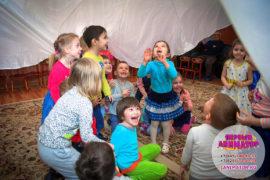 аниматор на детский праздник Наро-Фоминск
