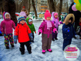 аниматор на детский праздник Зарайск