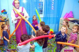 аниматор на детский праздник Звенигород