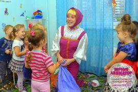 аниматор на детский праздник Одинцово