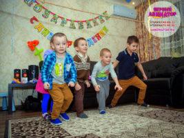 детские праздники Черноголовка