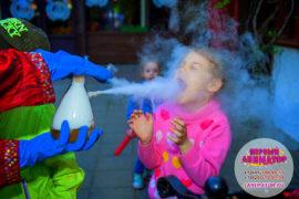детские праздники Дмитров