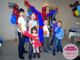 детские праздники Электросталь