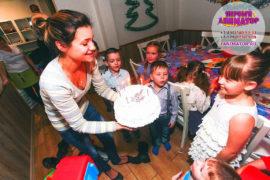 детские праздники Фрязино