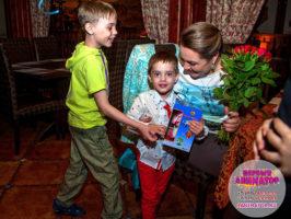 детские праздники Коломна
