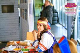 детские праздники Краснознаменск