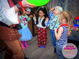 детские праздники Куровское