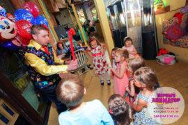 детские праздники Ликино-Дулево