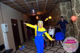детские праздники Ступино
