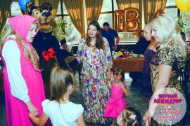 детские праздники Высоковск